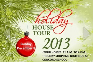 LHS Mothers Club Holiday House Tour