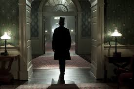 """Lincoln,"" the Steven Spielberg film."