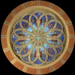 Cathedral Basilica of St. Louis rose window