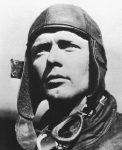 Charles Lindbergh. Photo from http://www.notablebiographies.com/Ki-Lo/Lindbergh-Charles.html