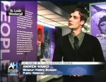 Andrew Wanko - Public Historian at Missouri History Museum Photo from: http://www.c-span.org/person/?andrewwanko