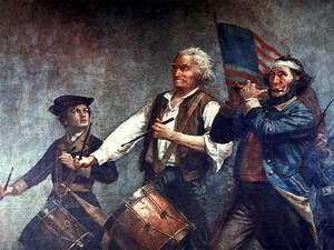 Fife and drums. From: From: http://www.myteacherpages.com/webpages/mrsthonus/social_studies.cfm?subpage=153641