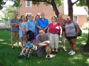 Sappington family descendants
