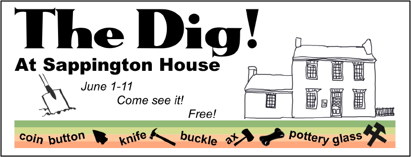 The Dig at Sappington House