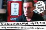 "Joe Sonderman presents ""ROUTE 