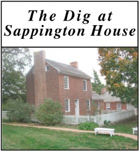 Venue Sappington House in Crestwood