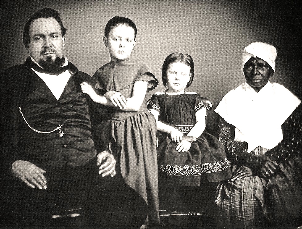 """The African American Nanny after the Civil War"" From: https://b-womeninamericanhistory19.blogspot.com/"