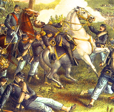 Battle of Wilson's Creek. From: http://www.civilwarmo.org/exhibits/intro