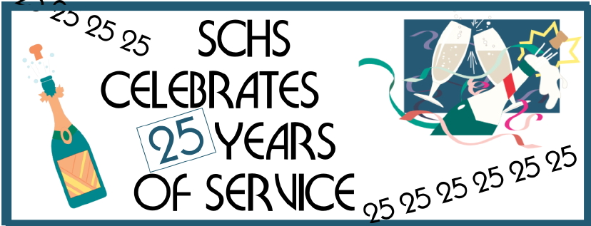 SCHS celebrates 25 years 