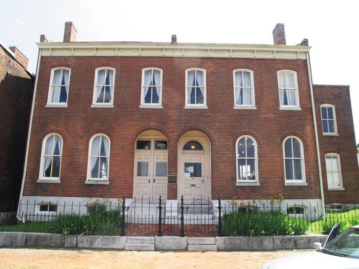 Scott Joplin House, from: https://boa247.com/scott-joplin-house-state-historic-site