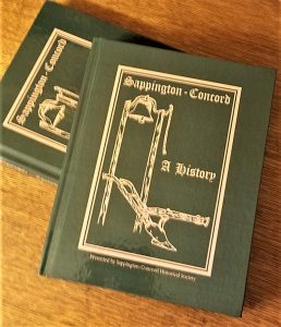 Sappington-Concord Historical Society offers reprints of its classic green book, an information-chocked reference and history of the Sappington-Concord area