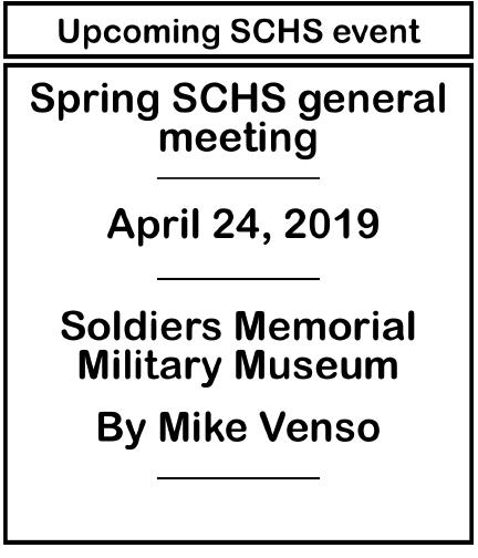 SCHS events