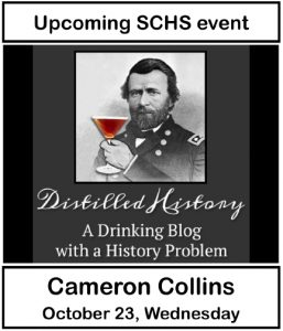 Cameron Collins A Drinking Blog with a History Problem