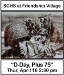 D-Day Plus 75 by Tom Hoff