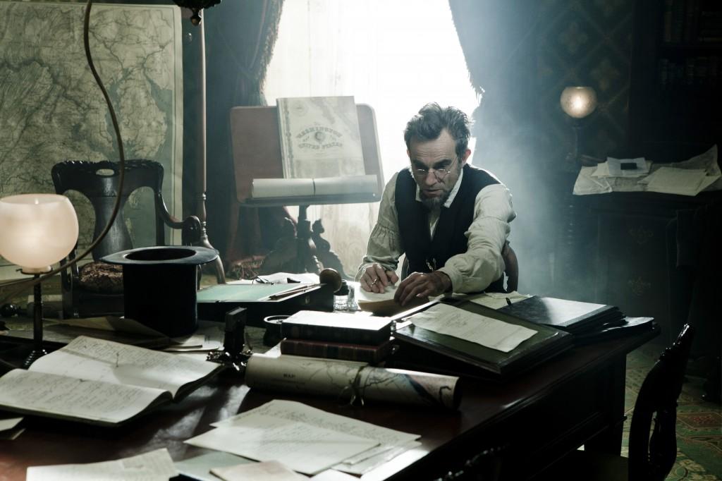 """""""Lincoln,"""" the Steven Spielberg film."""